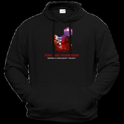 Motiv: Hoodie Premium FAIR WEAR - BEHEMOTH PIONEERS Shirt 01