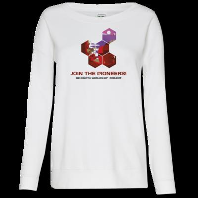 Motiv: Girlie Crew Sweatshirt - BEHEMOTH PIONEERS Shirt 01
