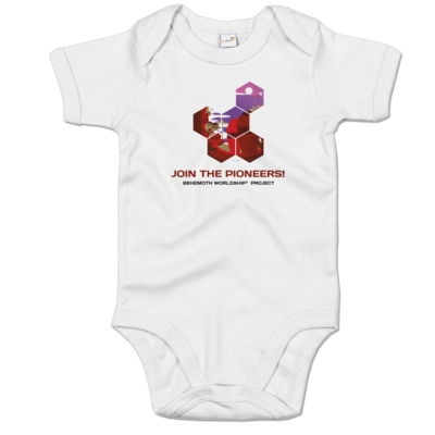 Motiv: Baby Body Organic - BEHEMOTH PIONEERS Shirt 01