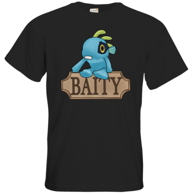 Motiv: T-Shirt Premium FAIR WEAR - Baity Mc Donati
