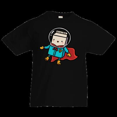 Motiv: Kids T-Shirt Premium FAIR WEAR - Supermilich in outerspace