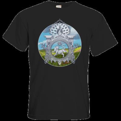 Motiv: T-Shirt Premium FAIR WEAR - Die Sonnenküste