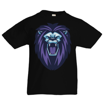Motiv: Kids T-Shirt Premium FAIR WEAR - Lion