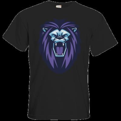 Motiv: T-Shirt Premium FAIR WEAR - Lion