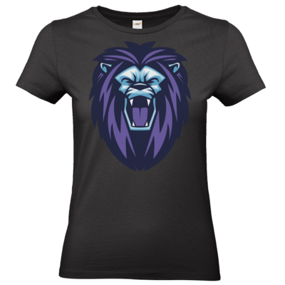 Motiv: T-Shirt Damen Premium FAIR WEAR - Lion