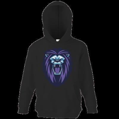 Motiv: Kids Hooded Sweat - Lion