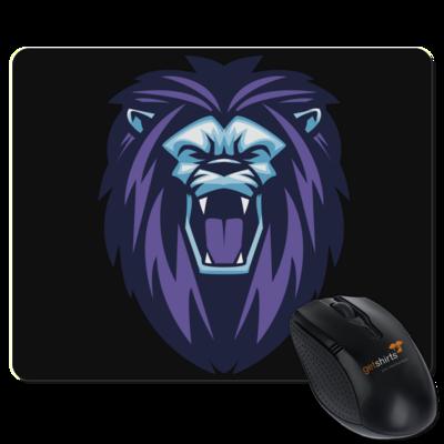 Motiv: Mousepad Textil - Lion