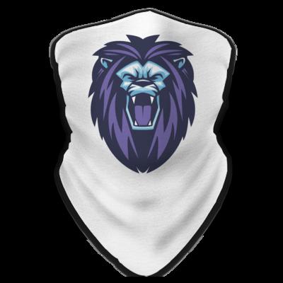 Motiv: Schlauchtuch - Lion