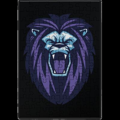 Motiv: Puzzle - Lion