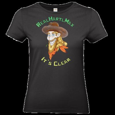 Motiv: T-Shirt Damen Premium FAIR WEAR - It's Clear
