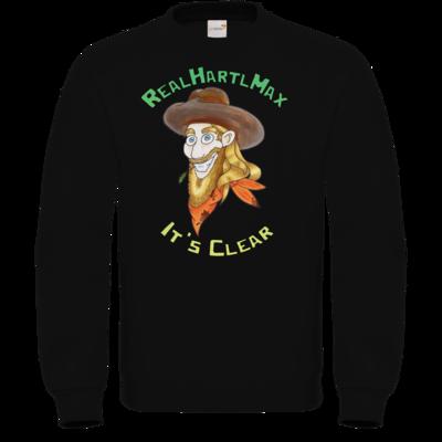 Motiv: Sweatshirt FAIR WEAR - It's Clear