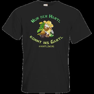 Motiv: T-Shirt Premium FAIR WEAR - HartlZwerg