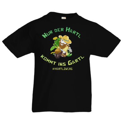 Motiv: Kids T-Shirt Premium FAIR WEAR - HartlZwerg