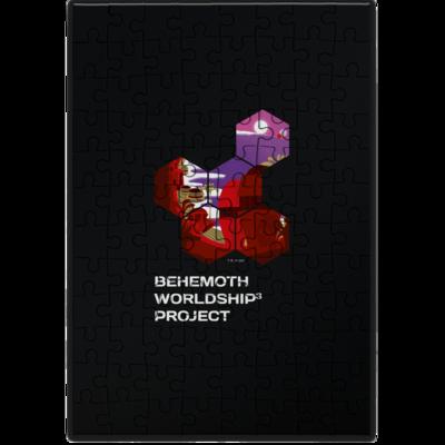 Motiv: Puzzle - BEHEMOTH Project Logo