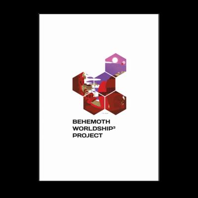 Motiv: Poster A1 - BEHEMOTH Project Logo