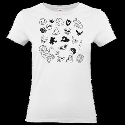 Motiv: T-Shirt Damen Premium FAIR WEAR - Molliverse