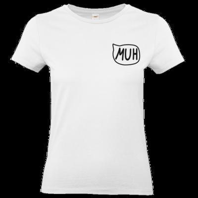 Motiv: T-Shirt Damen Premium FAIR WEAR - MUH