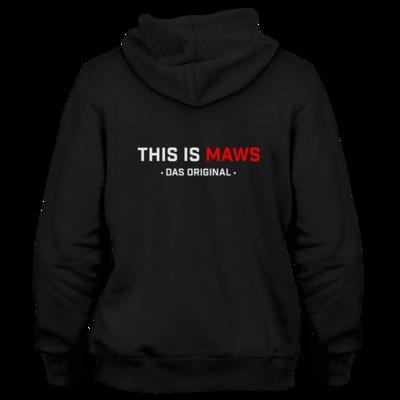 Motiv: Hoodie Premium FAIR WEAR - This Is MAWS