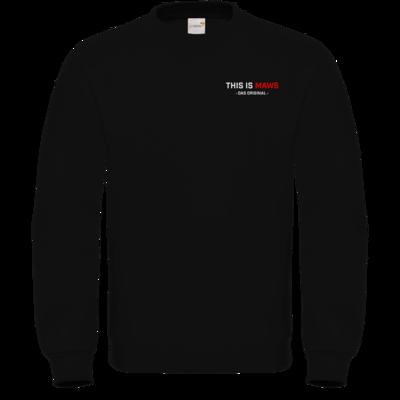 Motiv: Sweatshirt FAIR WEAR - This Is MAWS