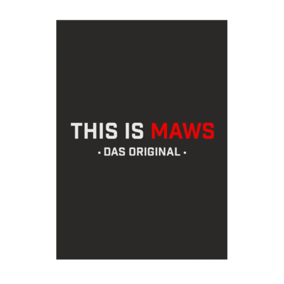Motiv: Poster A1 - This Is MAWS