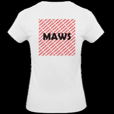 Motiv: T-Shirt Damen Premium FAIR WEAR - MAWS