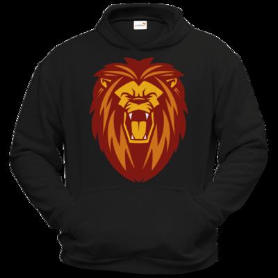 Motiv: Hoodie Classic - Lion gelb