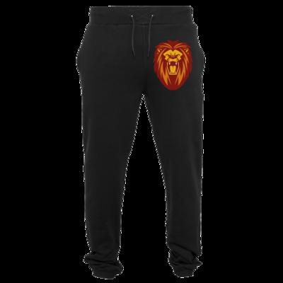 Motiv: Heavy Sweatpants - Lion gelb