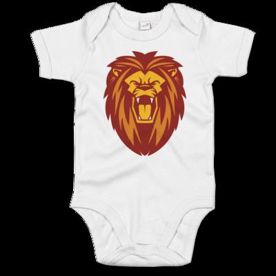 Motiv: Baby Body Organic - Lion gelb