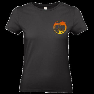 Motiv: T-Shirt Damen Premium FAIR WEAR - LockeLuis Logo