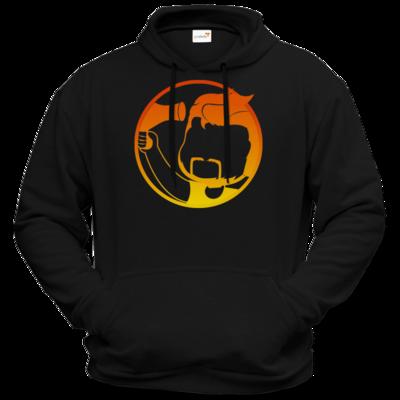 Motiv: Hoodie Premium FAIR WEAR - LockeLuis Logo