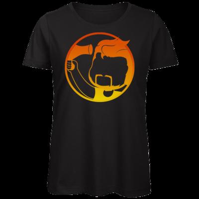 Motiv: Organic Lady T-Shirt - LockeLuis Logo