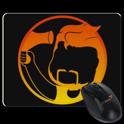 Motiv: Mousepad Textil - LockeLuis Logo