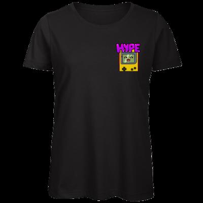 Motiv: Organic Lady T-Shirt - Locke Hype