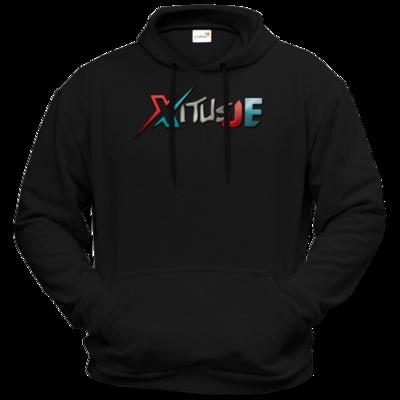 Motiv: Hoodie Premium FAIR WEAR - XitusDE Logo
