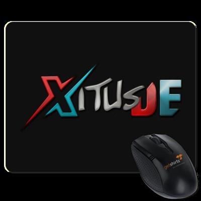 Motiv: Mousepad Textil - XitusDE Logo
