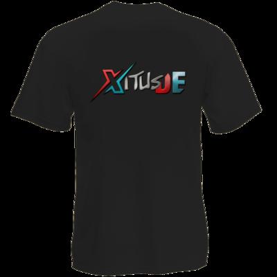 Motiv: T-Shirt Premium FAIR WEAR - XitusDE Logo