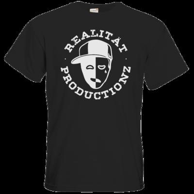 Motiv: T-Shirt Premium FAIR WEAR - Realität Productionz