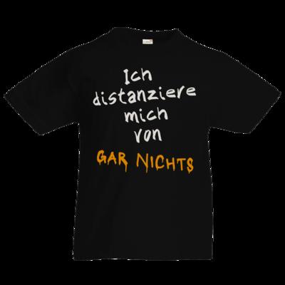 Motiv: Kids T-Shirt Premium FAIR WEAR - Distanziere mich von gar nichts