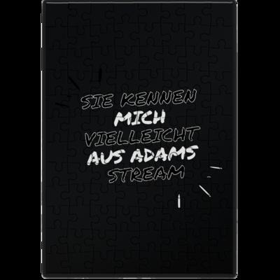 Motiv: Puzzle - Adams Stream