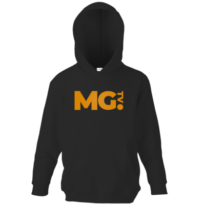Motiv: Kids Hooded Sweat - Massengeschmack-Logo