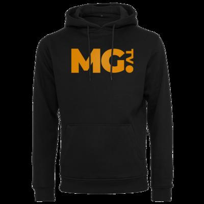 Motiv: Heavy Hoodie - Massengeschmack-Logo