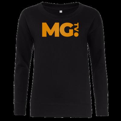 Motiv: Girlie Crew Sweatshirt - Massengeschmack-Logo