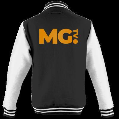 Motiv: College Jacke - Massengeschmack-Logo