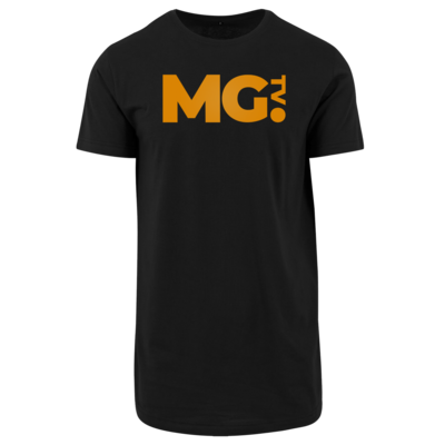 Motiv: Shaped Long Tee - Massengeschmack-Logo