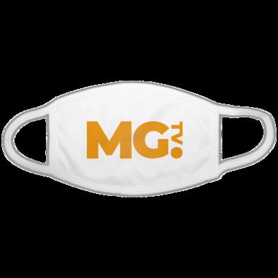 Motiv: Gesichtsmaske - Massengeschmack-Logo