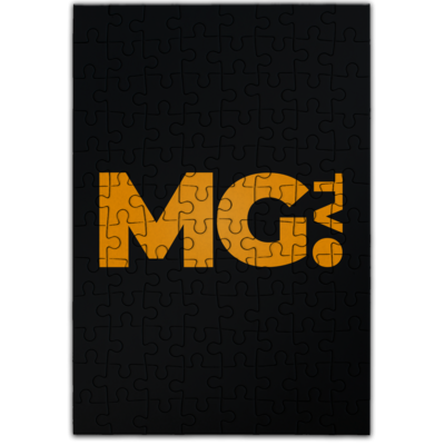 Motiv: Puzzle - Massengeschmack-Logo