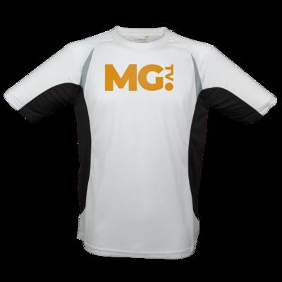 Motiv: Laufshirt Running T - Massengeschmack-Logo