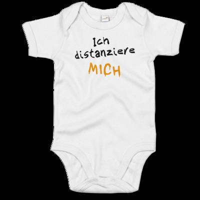 Motiv: Baby Body Organic - Ich distanziere mich