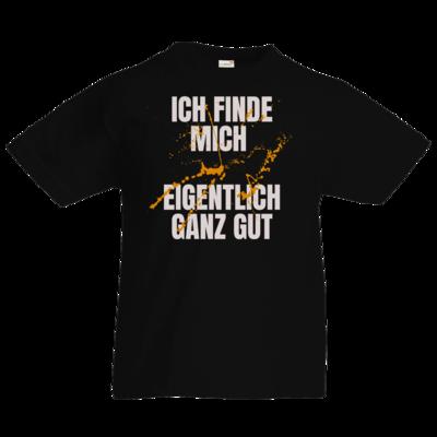 Motiv: Kids T-Shirt Premium FAIR WEAR - ich finde mich eigentlich ganz gut