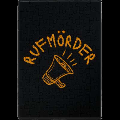 Motiv: Puzzle - Rufmörder